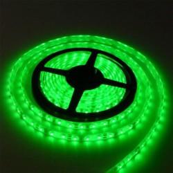 Groen LED strip 5 mtr - Waterproof