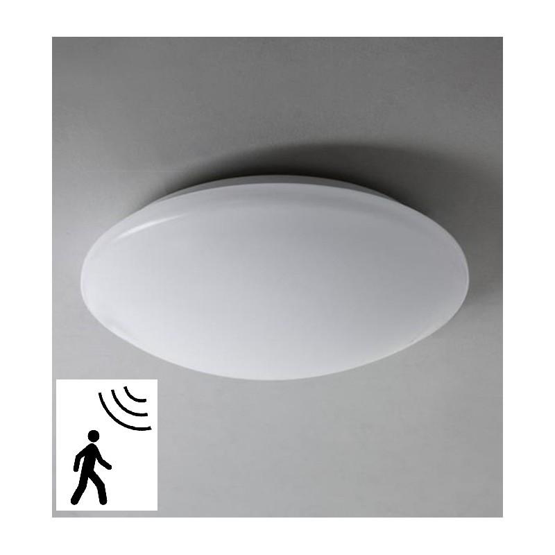 Plafonniere LED met bewegingsmelder - type 6 - OLV Openbare Led ...